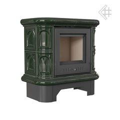 Печь-камин WK440 зеленый