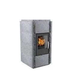Печь-камин Теплый камень WS 7-1 (облицовка+топка)