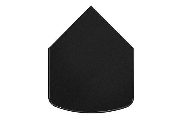 Предтопочный лист VPL041-R9005, 1000х800, черный