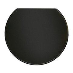Предтопочный лист VPL011-R9005, 800х900, черный