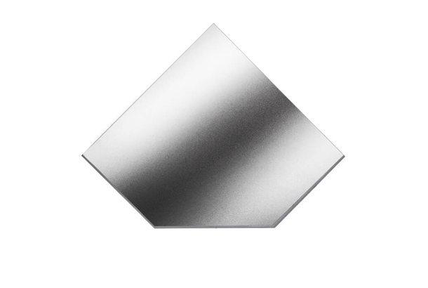 Предтопочный лист VPL021-INBA, 1100х1100 зеркальный