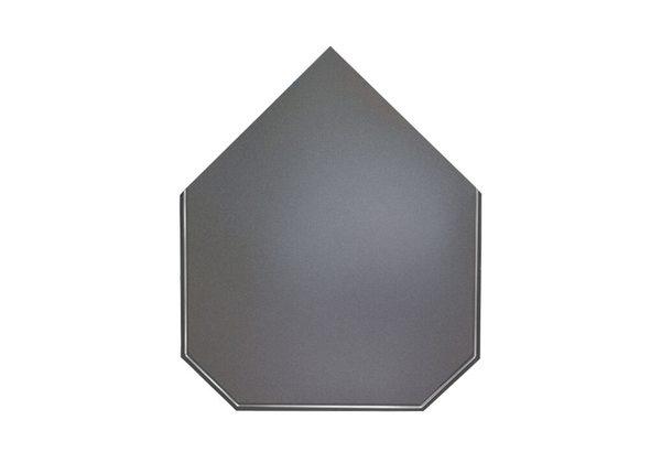 Предтопочный лист VPL041-R7010, 1000х800, серый
