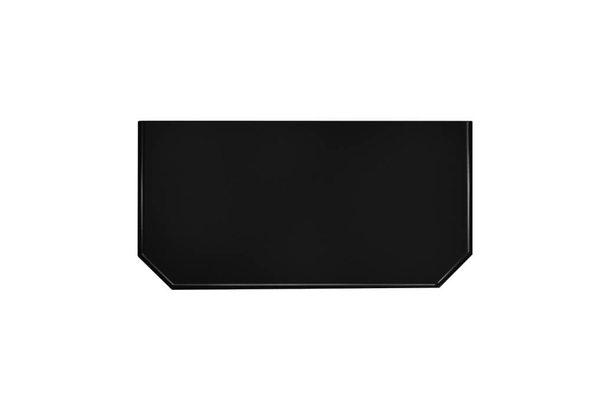 Предтопочный лист VPL064-R9005, 400х600, черный