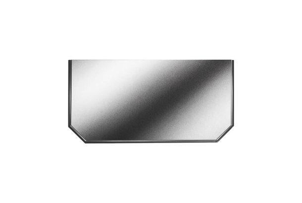 Предтопочный лист VPL064-INBA, 400х600, зеркальный