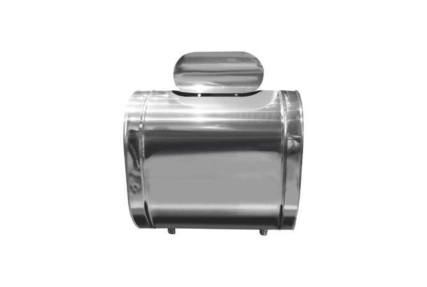 Бак для воды настенный, горизонтальный, нерж. 304, 53 л. (Вулкан)