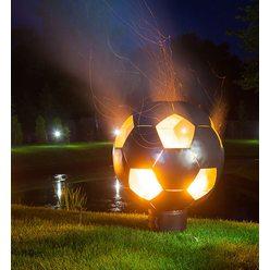 """Сфера для огня  """"Футбольный мяч"""""""