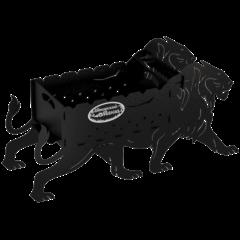 Мангал разборный Волк ST3, 3 мм.