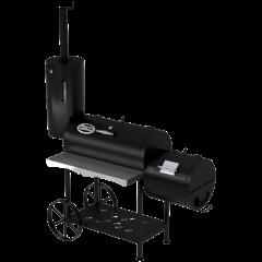 Гриль-Смокер XXL ST3, 4 мм, P
