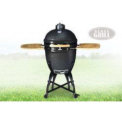 Керамический гриль Start Grill 22H черный