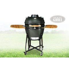 Керамический гриль Start Grill 22 черный