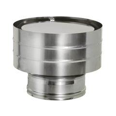 """Дефлектор на трубу """"Дымок"""" с изоляцией D130/210 (0,5) Дымок"""