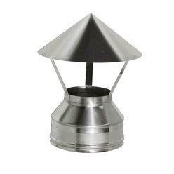 """Зонт на трубу """"Дымок"""" с изоляцией D130/210 (0,5) Дымок"""
