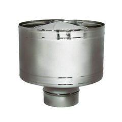 Дефлектор на расш. DHR D250, матовая (Вулкан)