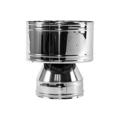 Дефлектор V50R D150/250, нерж321/нерж304 (Вулкан)