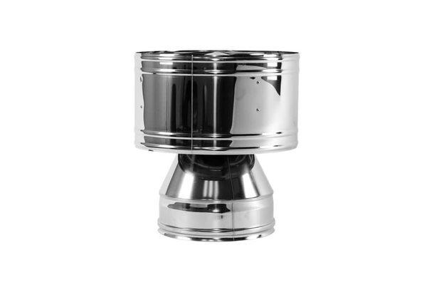 Дефлектор V100R D130/330, нерж321/нерж304 (Вулкан)