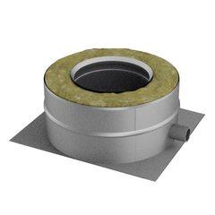 Опора нижняя V50R D180/280 с боковым выпуском конденсата, нерж321/нерж304 (Вулкан)