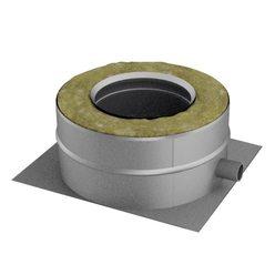 Опора нижняя V50R D150/250 с боковым выпуском конденсата, нерж321/нерж304 (Вулкан)