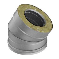 Отвод 30° V50R D300/400, нерж321/нерж304 (Вулкан)