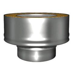 Переходник моно-термо V50R с D300 на D300/400, нерж321/нерж304 (Вулкан)