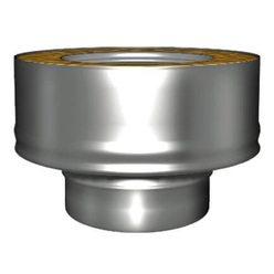Переходник моно-термо V50R с D130 на D130/230, нерж321/нерж304 (Вулкан)