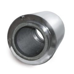 Шумоглушитель DTGH на трубу D300 с изол. 50 мм., нерж321/нерж304 (Вулкан)
