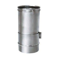 Труба телескопич. на расш. TTHR250 D150 зеркальная (Вулкан)
