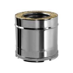 Труба V50R L250 D200/300, нерж321/нерж304 (Вулкан)