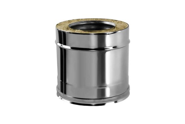 Труба V50R L250 D104/200, нерж321/нерж304 (Вулкан)