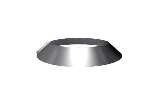 Юбка на трубу V50R D120/220, нерж. 304 (Вулкан)