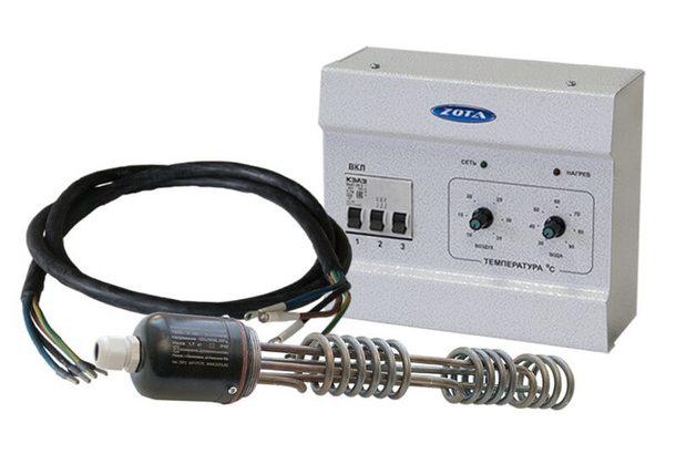 Комплект для подключения ТЭНБ к ZOTA 9 кВт