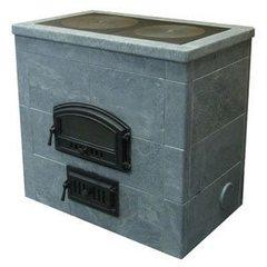 Отопительно-варочная печь Теплый камень ер 6