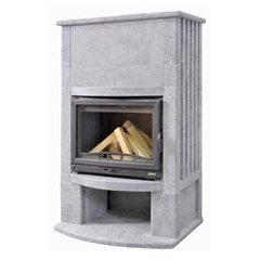 Печь-камин Теплый камень ws радиатор