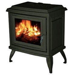 Печь Charleston C2-01, черный, без зольника (Cashin)