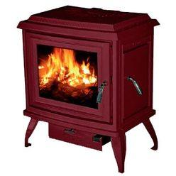 Печь Charleston C2-02, бордовый, эмаль (Cashin)