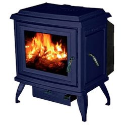Печь Charleston C3-02, синий, эмаль (Cashin)