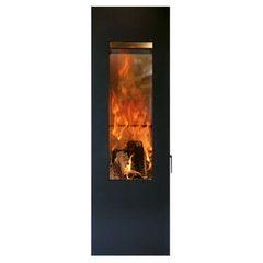 Печь MATRIX, черная (Concept Feuer)