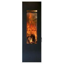 Металлическая печь MATRIX, черная, поворотная (Concept Feuer)