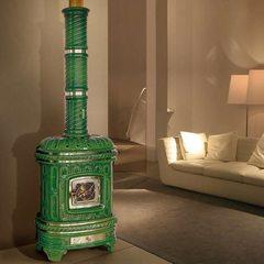 Печь Matilde Di Canossa, цвет L4, green (Sergio Leoni)