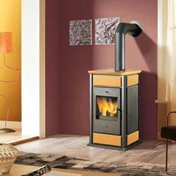 Печь Warm CS ambra (EdilKamin)