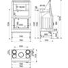 Топка FB 803 EL (RLD)